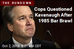 Kavanaugh Was Questioned After 1985 Bar Fight