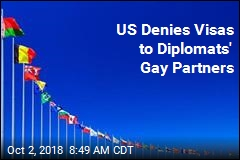 State Dept. to UN Workers, Diplomats: Marry Same-Sex Partners or Leave