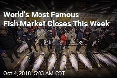 World's Most Famous Fish Market Closes This Week