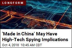 How Does China Spy on US? Maybe in Relatively Easy Hack