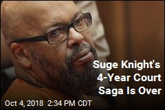 Suge Knight's 4-Year Court Saga Is Over