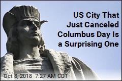 In Columbus, Columbus Won't Be Celebrated— Veterans Will