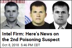 Intel Firm: We've Unmasked the Other Poisoning Suspect
