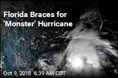 Florida Braces for 'Monster' Hurricane