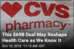 CVS Just 'Cemented' Its $69B Deal