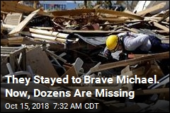 Dozens Missing in Panhandle City After Michael
