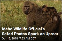 Idaho Wildlife Official's Safari Photos Spark an Uproar