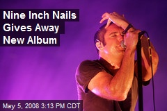 Nine Inch Nails Gives Away New Album