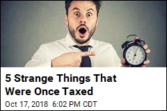 Beards, Clocks, and Other Odd Things That Were Once Taxed