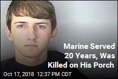 Teen Allegedly Missed Target, Shot Marine Instead