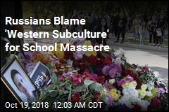 Putin Blames School Shooting on 'Globalization'