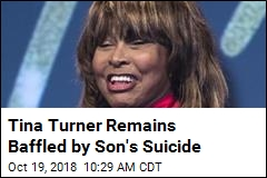 Tina Turner on Son Who Killed Himself: a 'Troubled Soul'