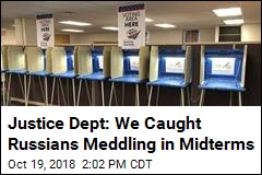 Russian Woman Accused of Trying to Sway Midterms