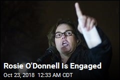Rosie O'Donnell Is Engaged