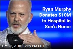Glee Producer Donates $10M to Hospital in Son's Honor