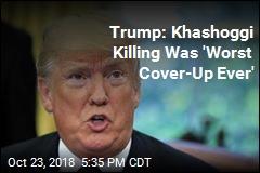 US Revokes Visas of Saudis Implicated in Khashoggi's Killing