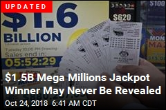 Winning Mega Millions Ticket Sold in SC