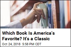 Which Book Is America's Favorite? It's a Classic