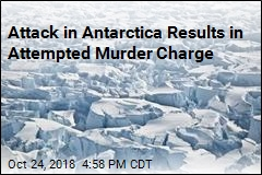 Researcher at Antarctic Outpost Allegedly Stabs Colleague