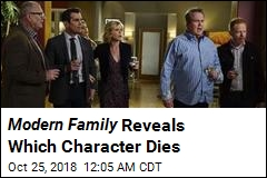 Modern Family Reveals Which Character Dies