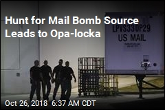 Hunt for Mail Bomb Source Leads to Florida Facility