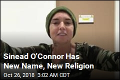 Sinead O'Connor Converts to Islam