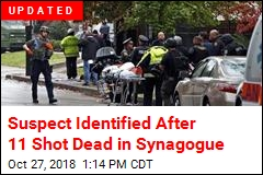 8 Shot Dead in Synagogue; Gunfight Breaks Out