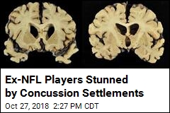 Ex-NFL Players Stunned by Concussion Settlements