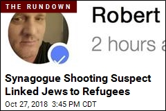 Suspected Synagogue Shooter: 'I'm Going In'