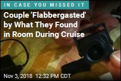 Couple 'Flabbergasted' by What They Found in Room During Cruise