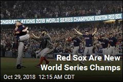 Red Sox Win 4th World Series Title in 15 Seasons