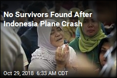 No Survivors Found After Indonesia Plane Crash