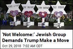 Jewish Group to Trump: Denounce White Nationalism