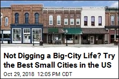 Here Are the 10 Best Small Cities in America
