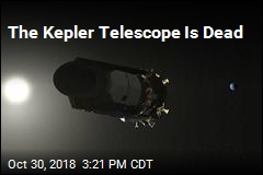 The Kepler Telescope Is Dead