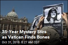 35-Year Mystery Stirs as Vatican Finds Bones