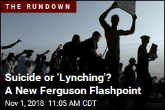 Death of Ferguson Activist's Son a New Flashpoint
