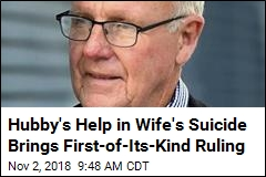 Man Who Talked Wife Into Suicide Is Going to Prison