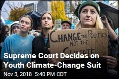 Supreme Court Decides on Youth Climate-Change Suit