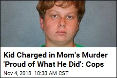 Cops: 'Sociopath' Kid Strangled Mom After Fight Over Grades