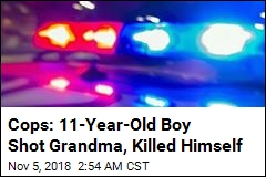 Cops: 11-Year-Old Killed Grandma, Then Himself