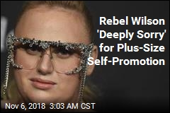 Rebel Wilson 'Deeply Sorry' for Plus-Size Self-Promotion