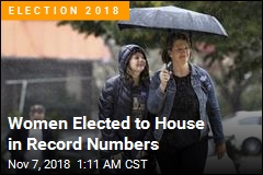 Women Elected to House in Record Numbers