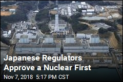 Japanese Regulators Approve a Nuclear First