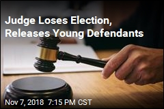 Judge Loses Election, Releases Young Defendants