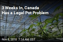 A Very Canadian Call: 'We Need More Weed!'