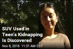 SUV Used in Teen's Kidnapping Is Discovered