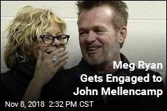 Meg Ryan, John Mellencamp Tying the Knot