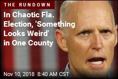 Florida Voting Drama Continues, With Election 'Deja Vu'