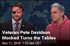 It's Pete Davidson's Turn to Get Zinged